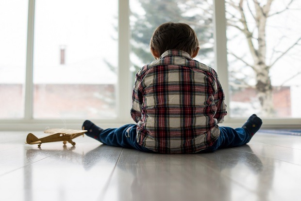 Holiday Planning With Children After Separation - sad child