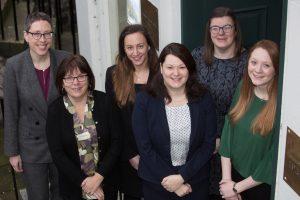 New team members at Gibson Kerr solicitors in Edinburgh