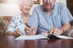How to sign a will in Scotland