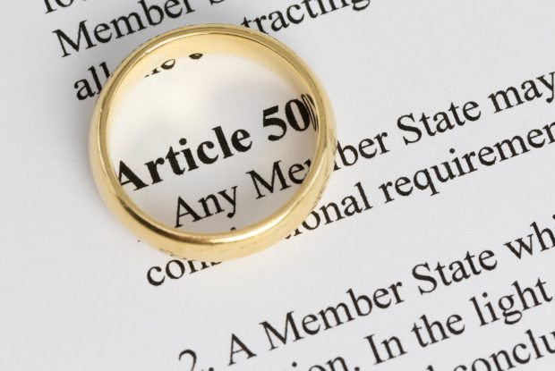 Brexit and Divorce Law